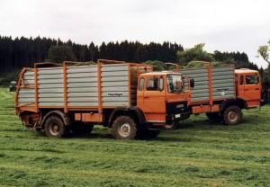 Agrobil - Landwirtschaftliche Nutzfahrzeuge