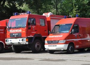 Verkauf von Einsatzfahrzeugen Feuerwehr