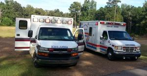 Verkauf von Krankenwagen